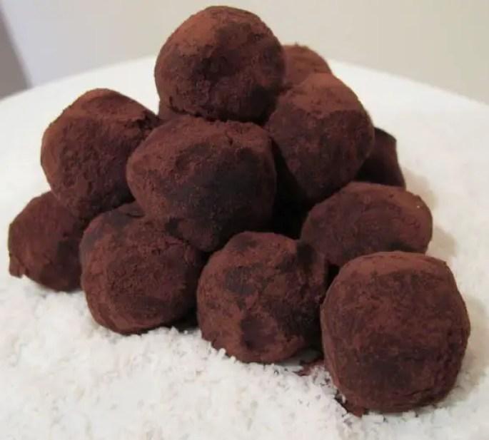 truffe-Choco