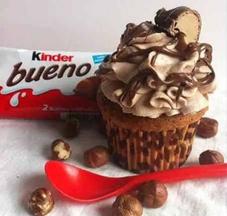 Muffin kinder bueno