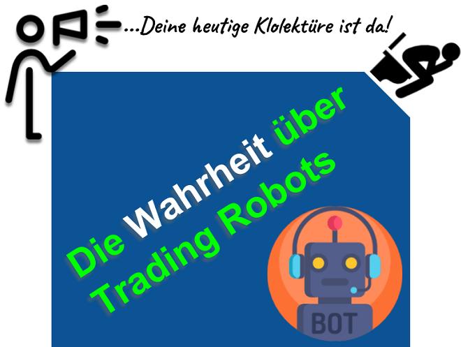 System Trading Robots - Expert Adviser Interview
