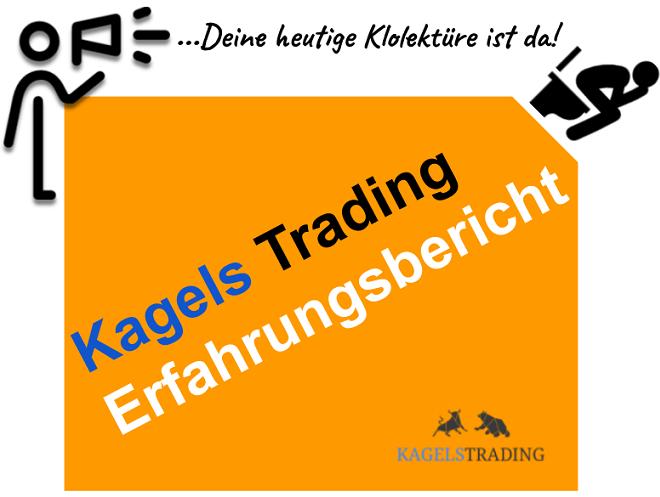 Kagels Trading Erfahrungen und Performance