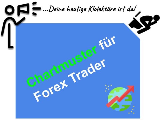 Chartmuster für Forex Trader