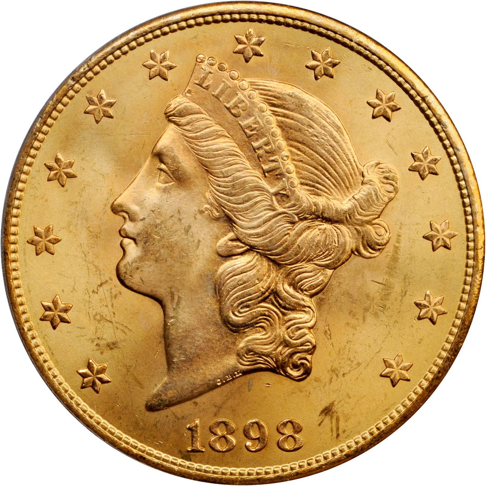 Value Of S 20 Liberty Double Eagle