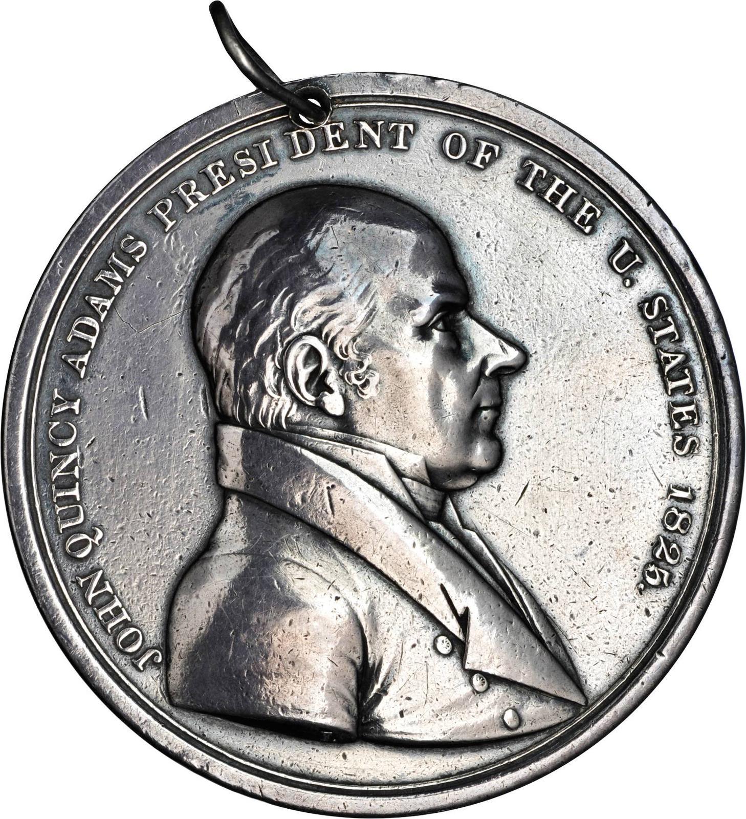 Value Of John Quincy Adams Indian Peace