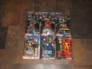 Rare old Nintendo Power action figures