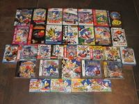 Comprehensive Sonic game collection