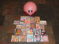 Comprehensive Kirby game collection