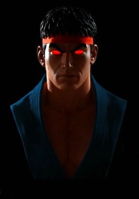 Evil Ryu Bust