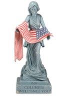 BioShock Columbia Statue