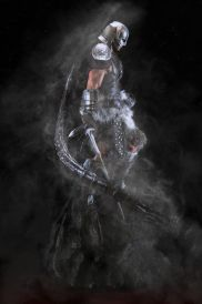 Skyrim Dragonborn Figure