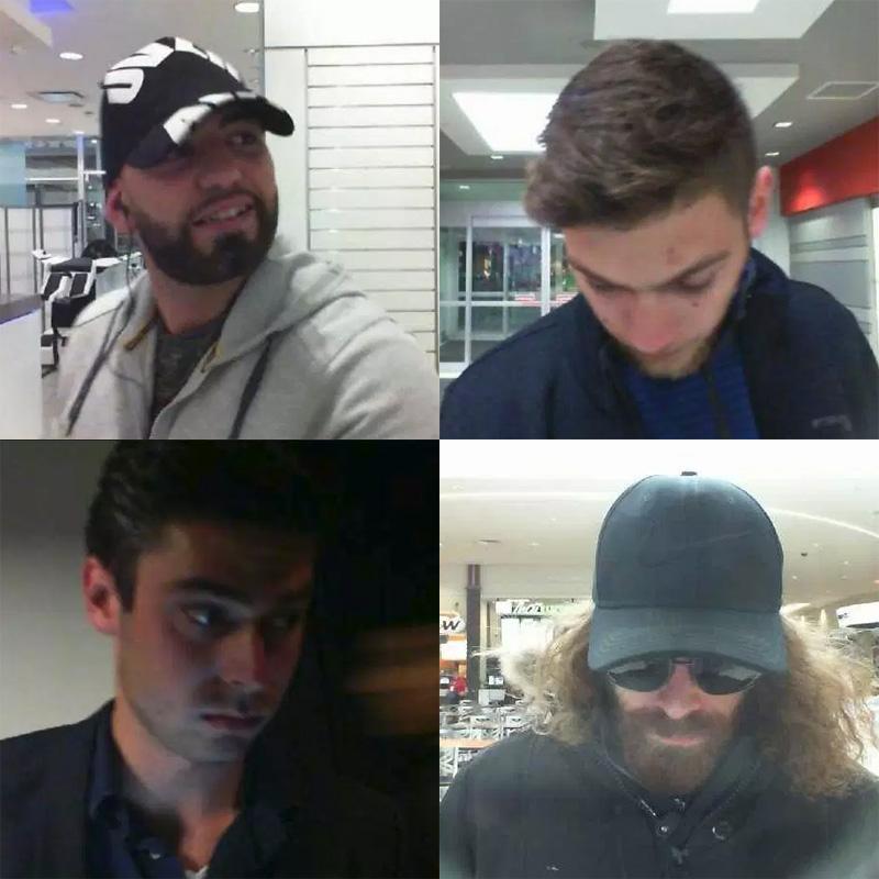 Bitcoin ATM Attackers