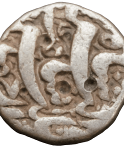 Awesome Condition One Rupees Silver Coin of Jahangir