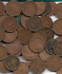 100 Coins Lot of 1 Pice Horse Coin Republic India Coin at Wholesale Rate Lowest Price