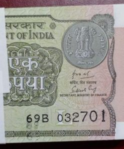 2019 One Rupees Packet With Fancy No 786 Full Packet 100 Note - Lowest Price