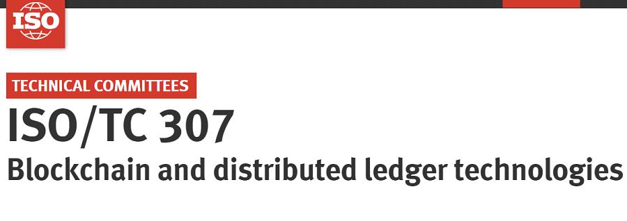 Blockchain ISO Standard