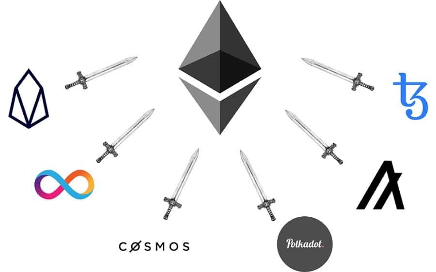 EthereumCompetitors