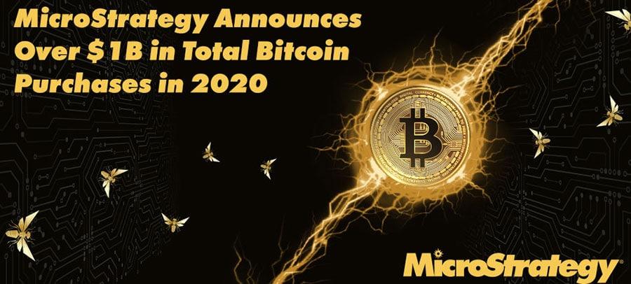 MicroStrategy Buys Big