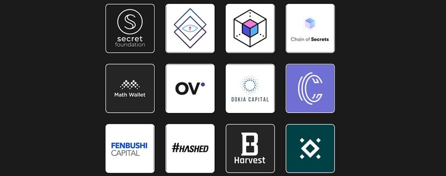 Secret Network Partners