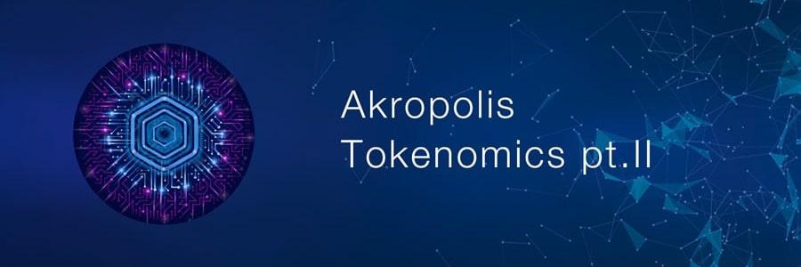 Akro Tokenomics