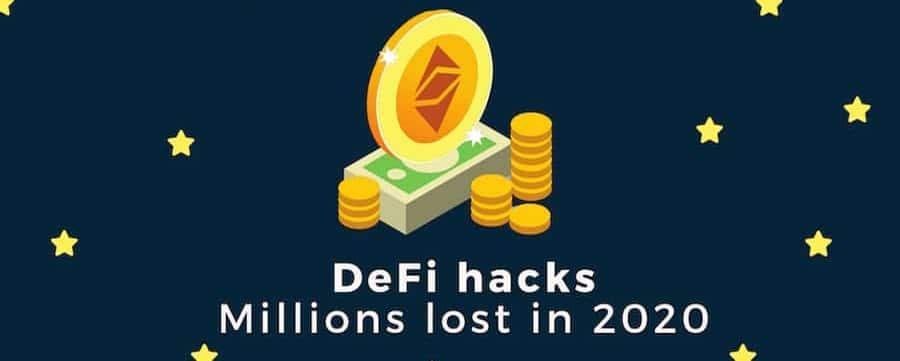 DeFi Hacks 2020