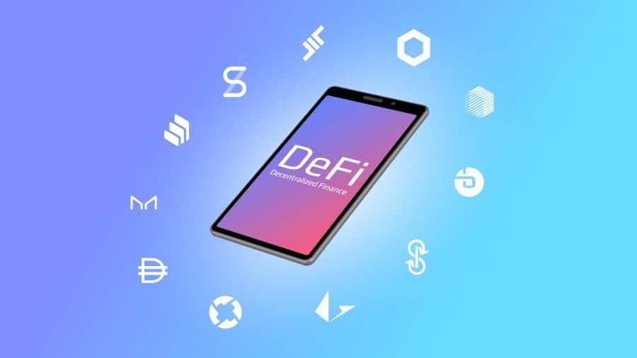 DeFi graphic