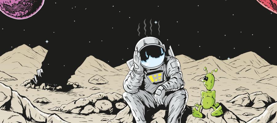 Sad Moon Man