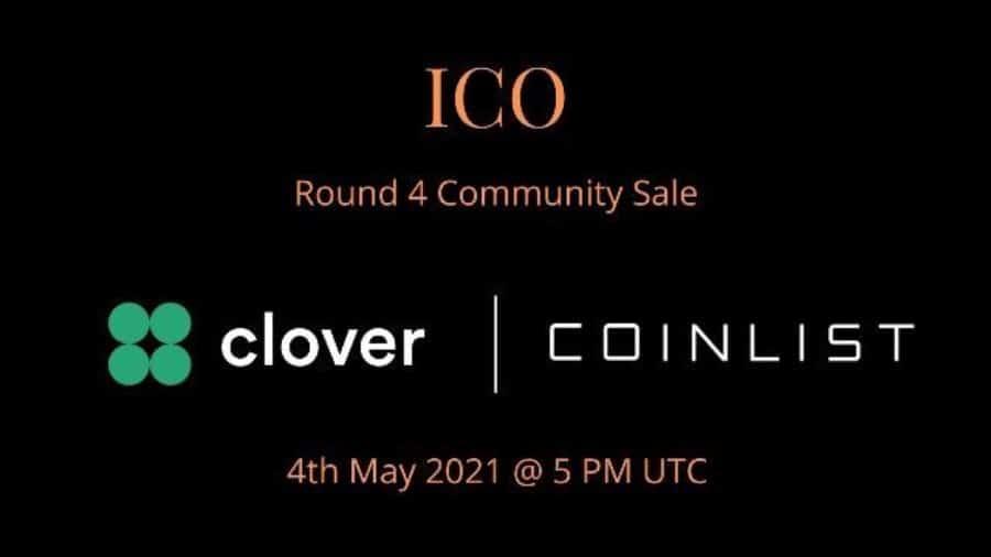 CoinList Clover ICO
