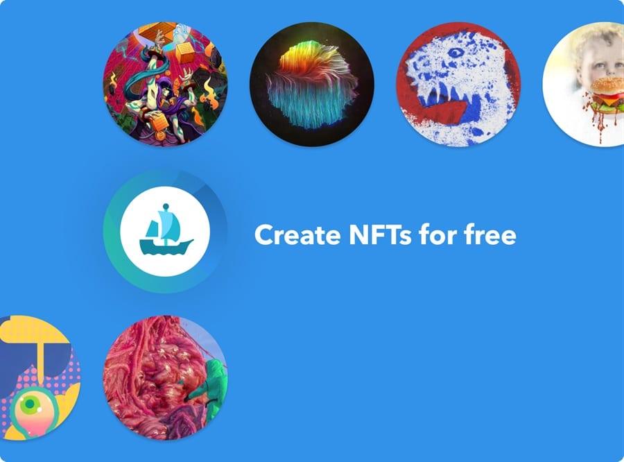 Create NFTs