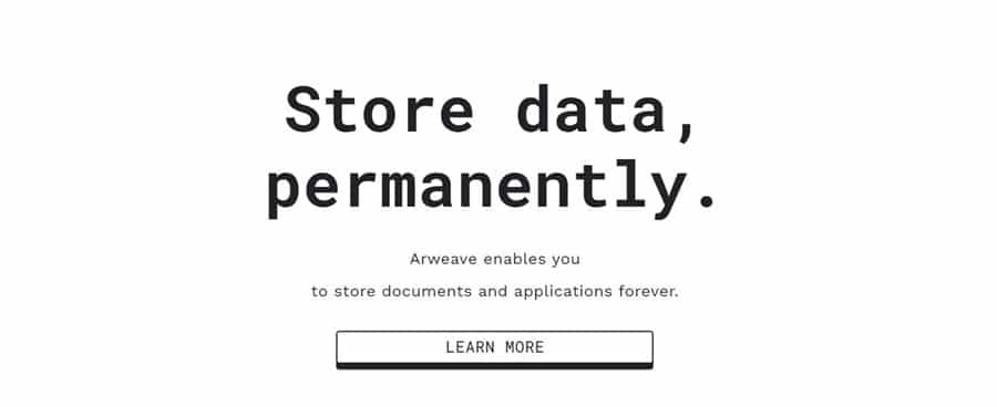 Store Data Permanently