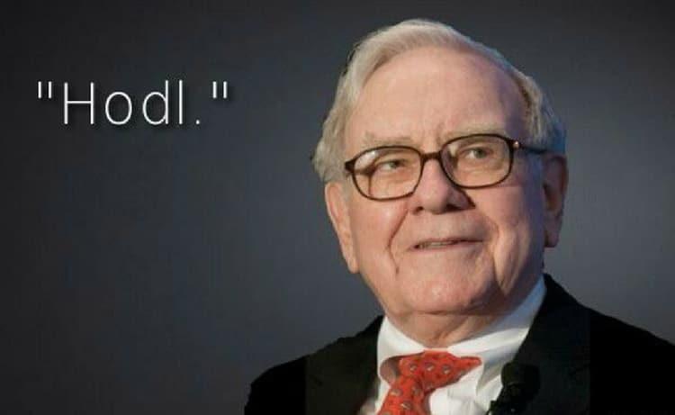 Buffett Hodl