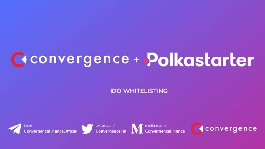 Convergence X Polkastarter ICO