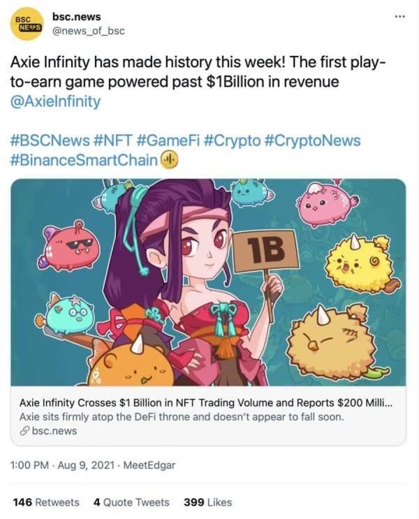 BSC News Twitter