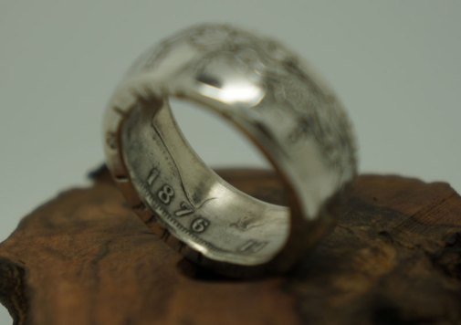 1876-Italian-5-lira-coin-ring-6