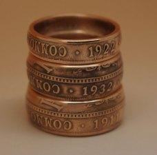 1911-1936-Australian-KGV-Penny-coin-ring-8