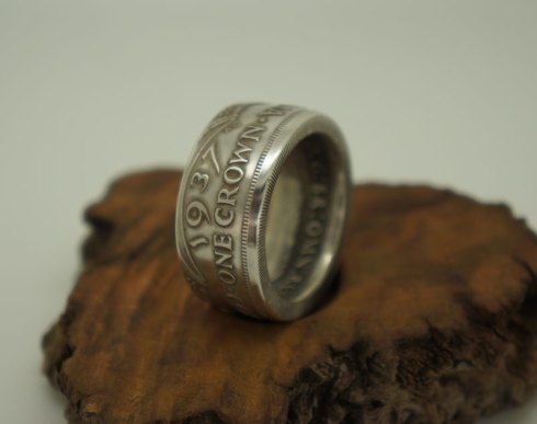 1937-australian-silver-crown-coin-ring-6