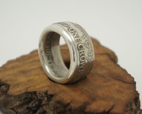 1937-australian-silver-crown-coin-ring-8