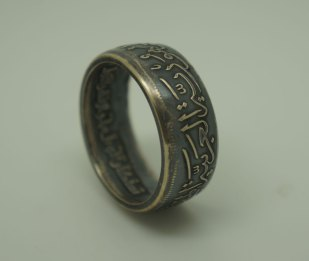 Egypt-Silver-Coin-Ring-Unique-Design-01