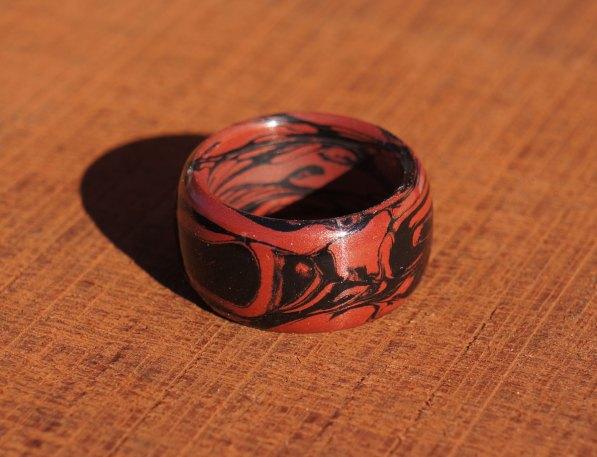 red-black-lava-mokume-gane-coin-carnival-1
