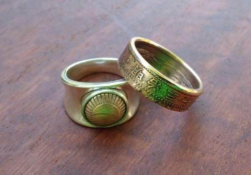 1898-1902-japan-1-sen-copper-coin-ring-couple-set-9