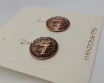 1948-uk-farthing-coin-earrings-domed-1