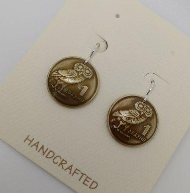 greece-owl-coin-earrings