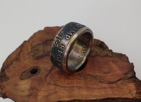 1948-uk-british-half-crown-coin-ring-4