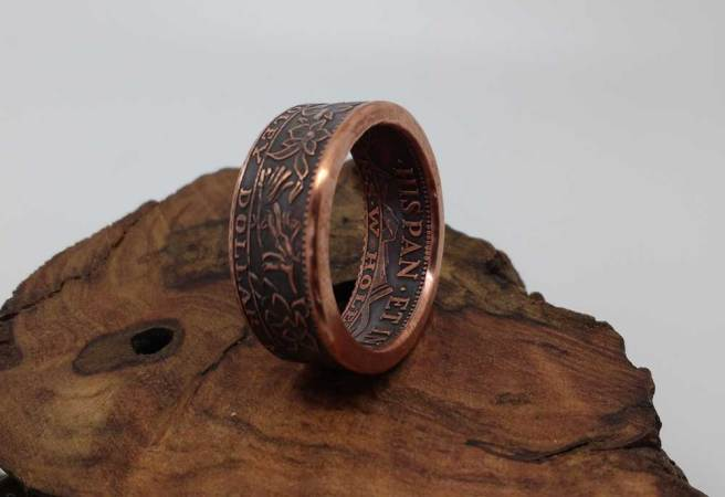 1988-australia-copper-holey-dollar-coin-ring-1