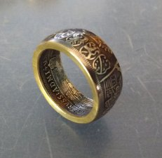 Medieval-coin-ring-coat-of-arms-pruss-3