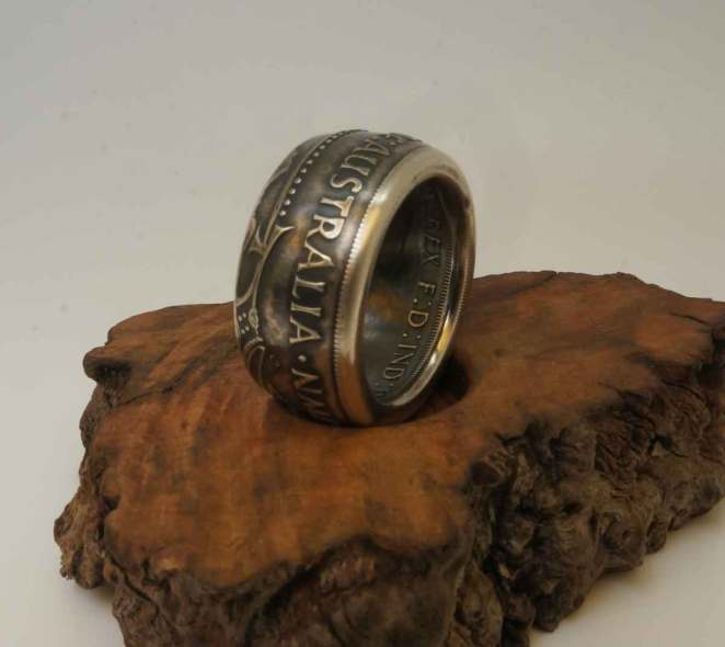 1937-australian-silver-crown-coin-ring-a-1