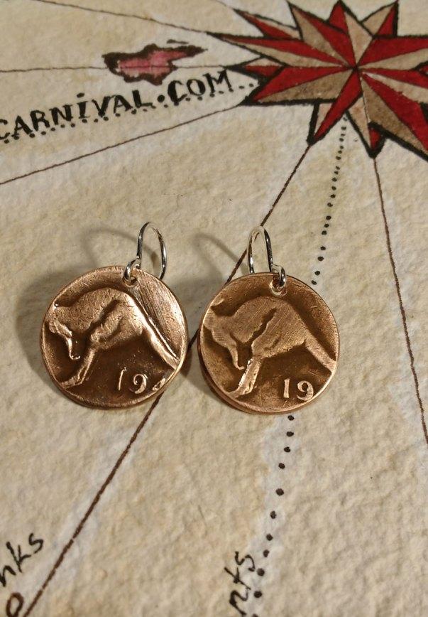 Australian-Penny-KGVI-punch-outs-coin-earrings-2
