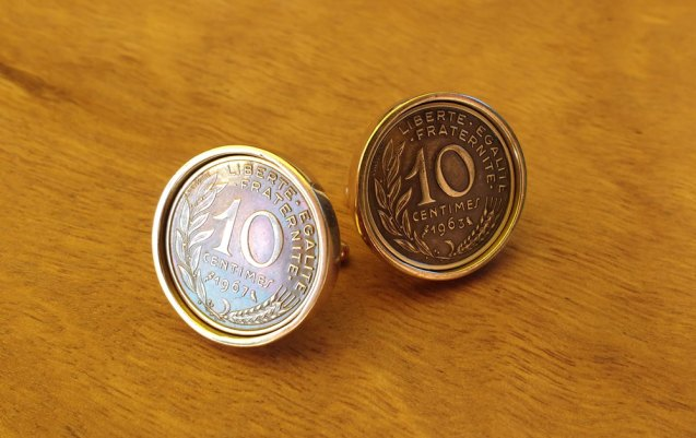 French-10-anniversary-cufflinks-2