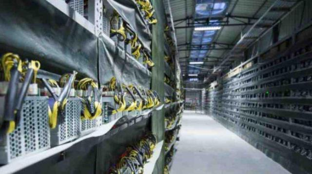 Bitmain Data Center Photo Via Insightssuccess