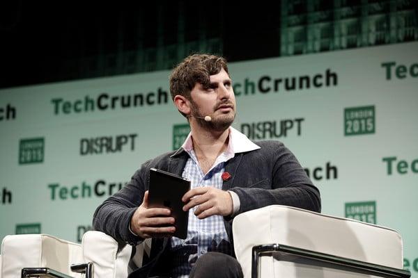 Josh Constine TechCrunch disrupt