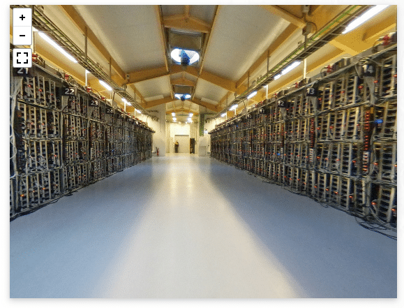 Enigma Mining Facility Via Genesis Mining Website