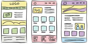 How to build a great website title image